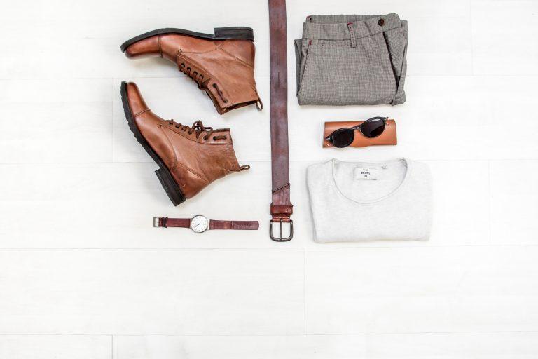 vaatteiden ja kenkien huolto
